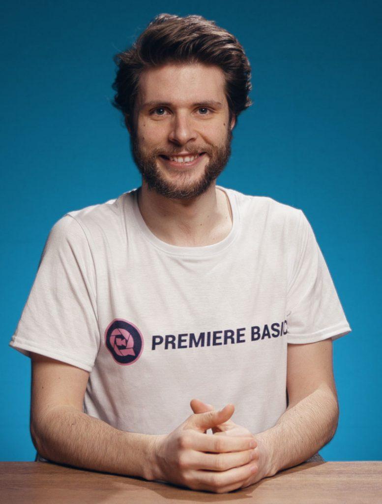 Jordy Vandeput from Premiere Basics